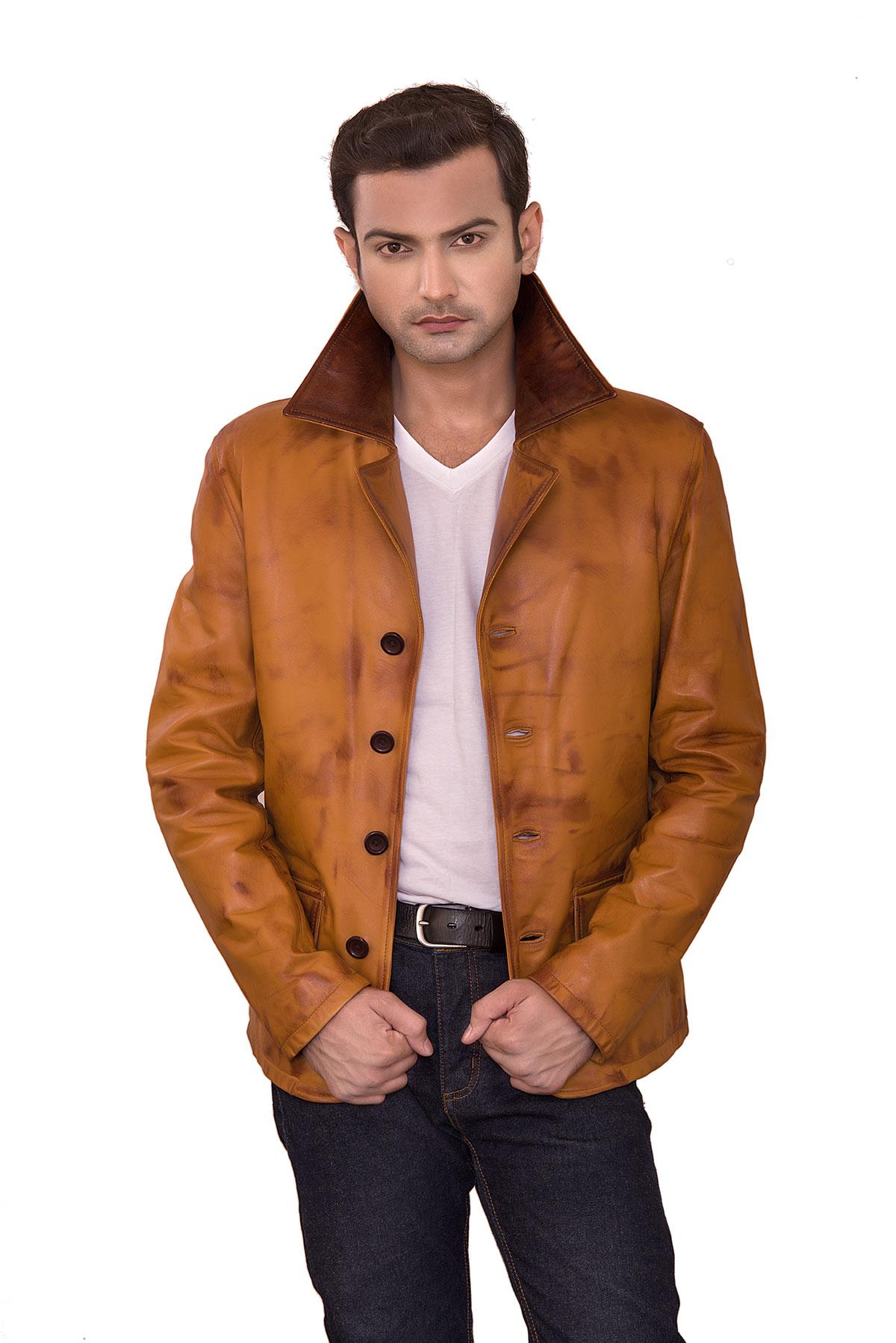original leather jacket usa