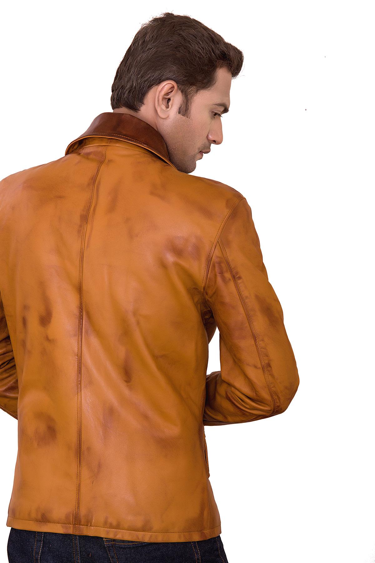 best cafe racer leather jacket