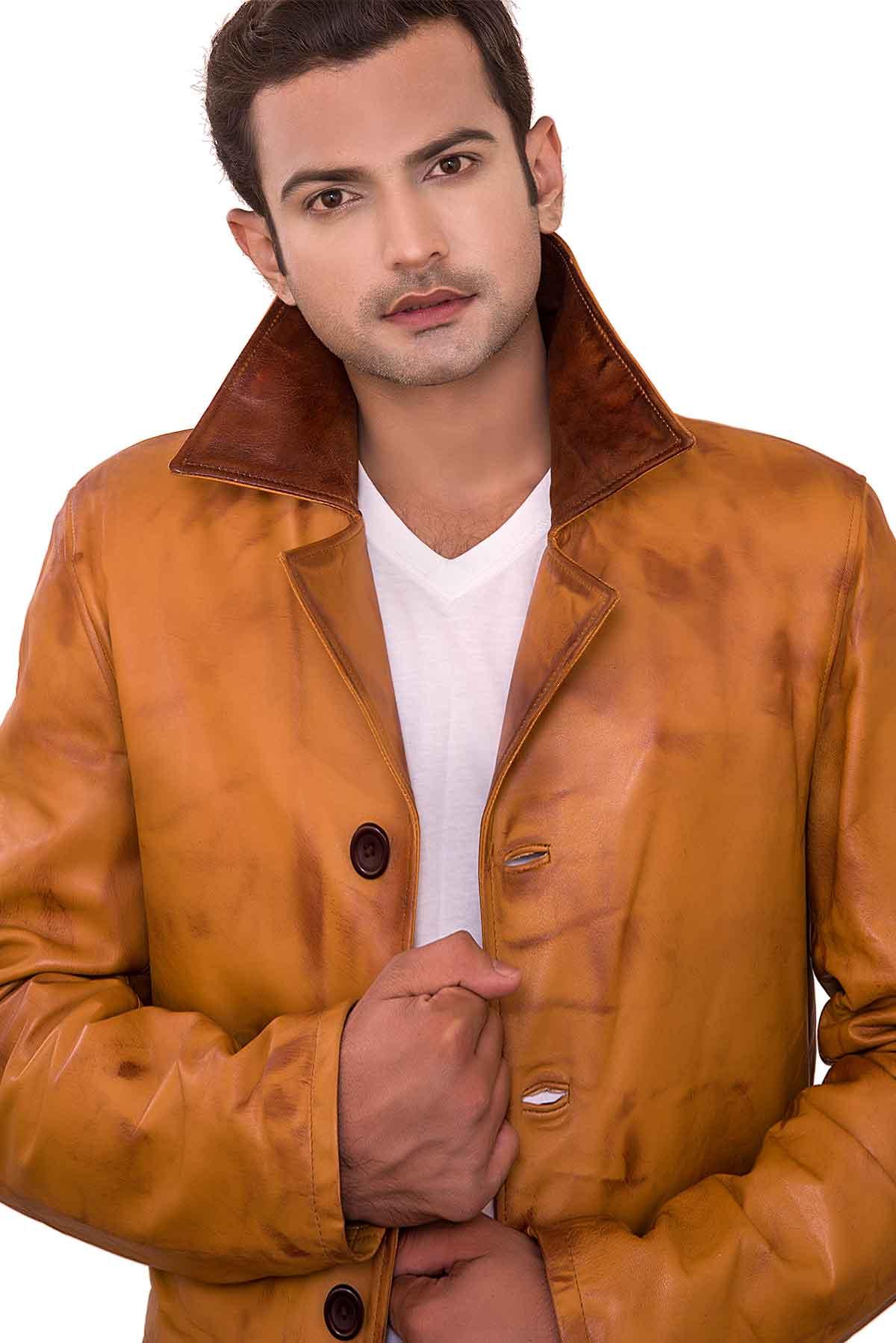 leather sportbike jacket