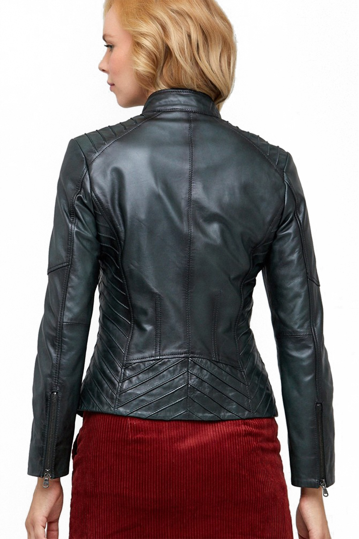 real leather jackets womens sale