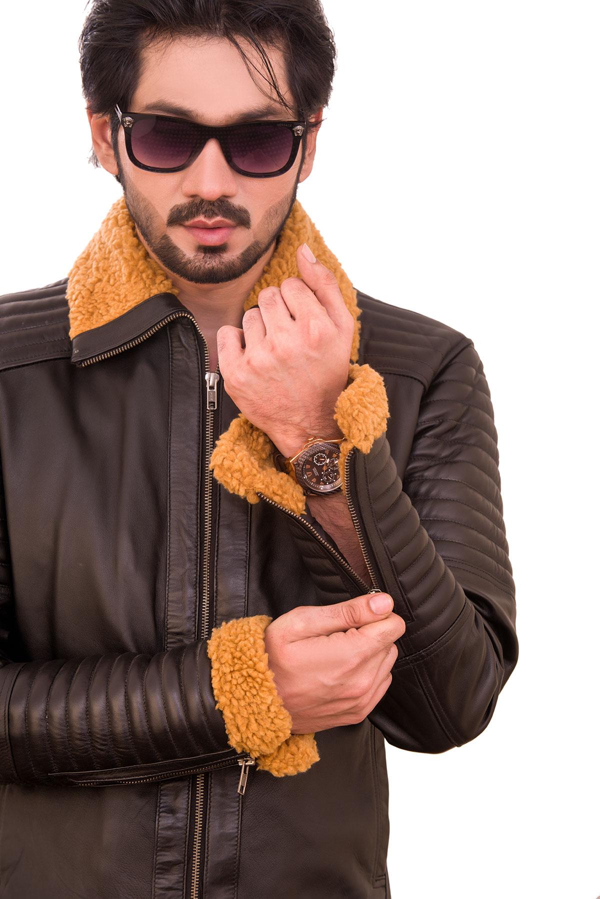 cafe racer jacket style