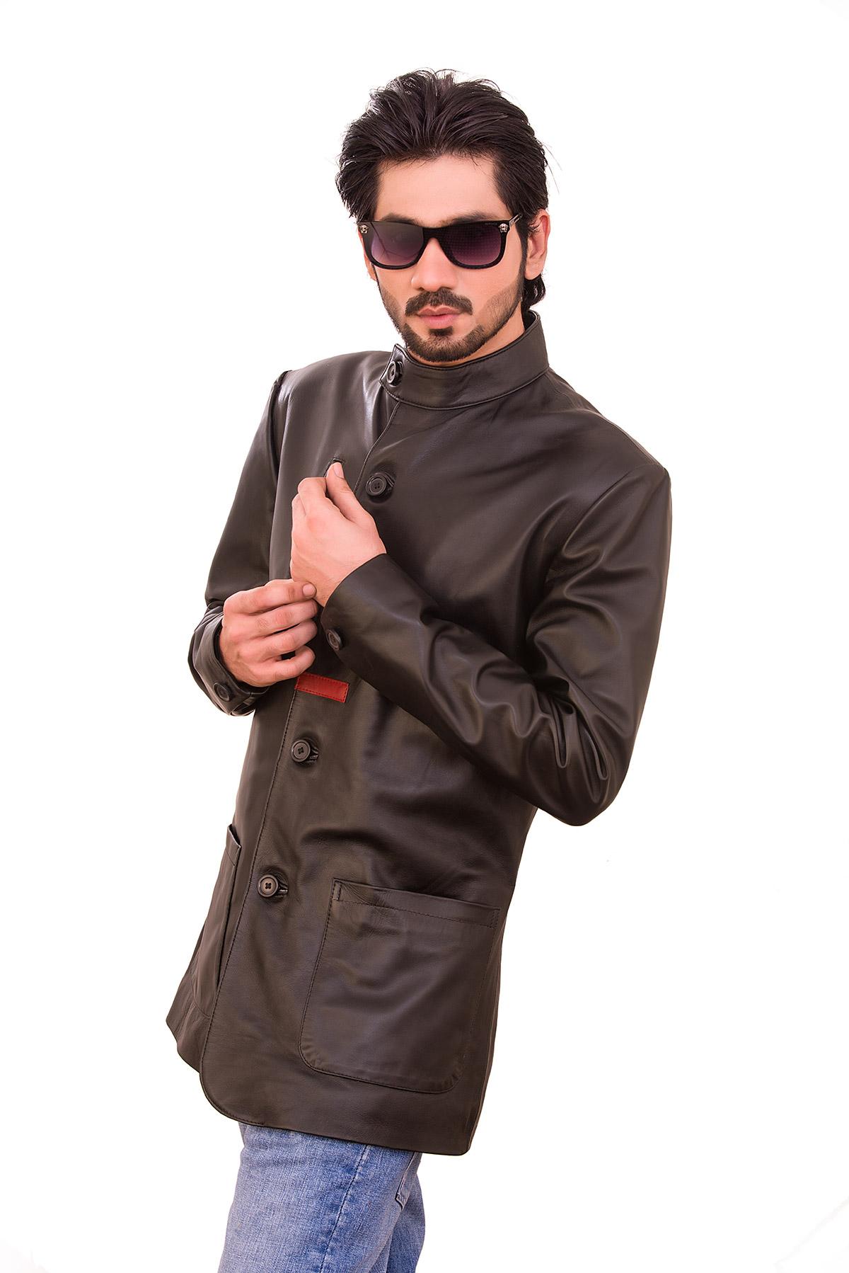 real leather jacket zara