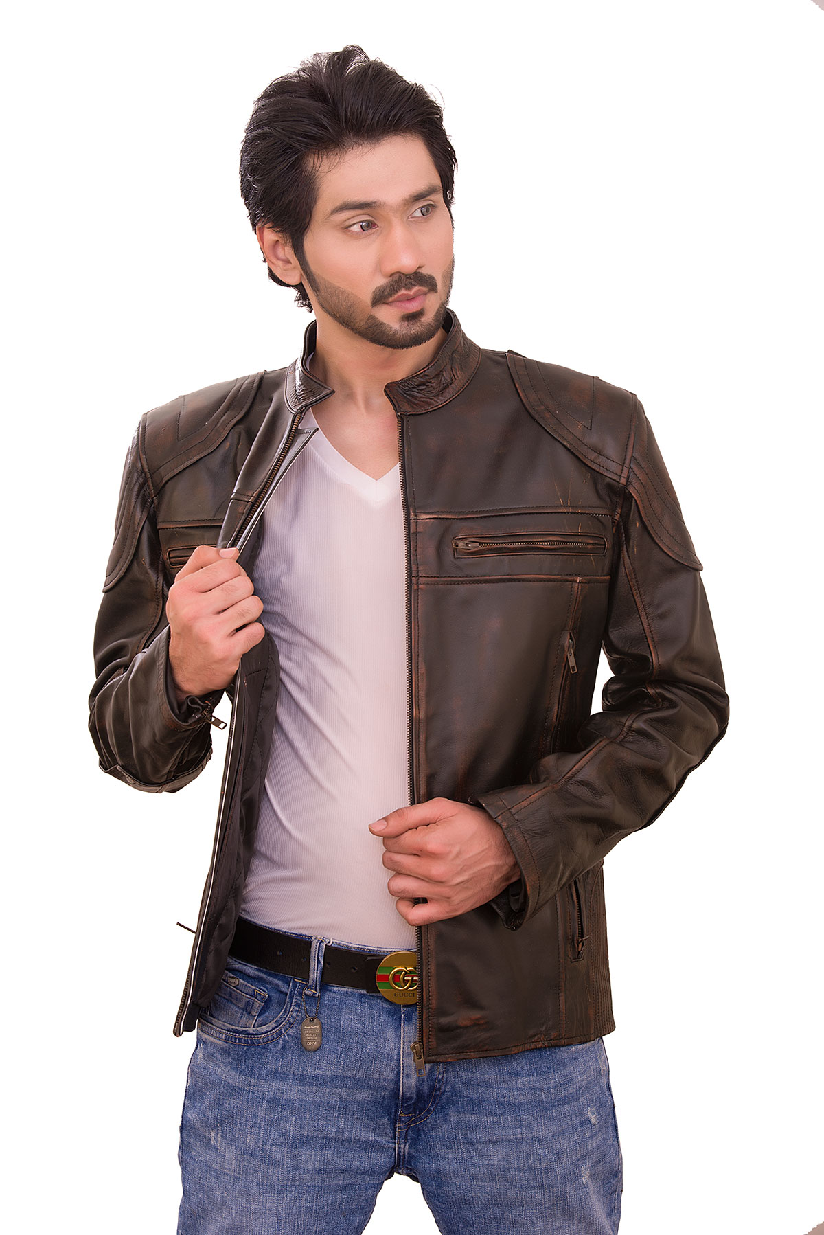 best place to buy leather jacket
