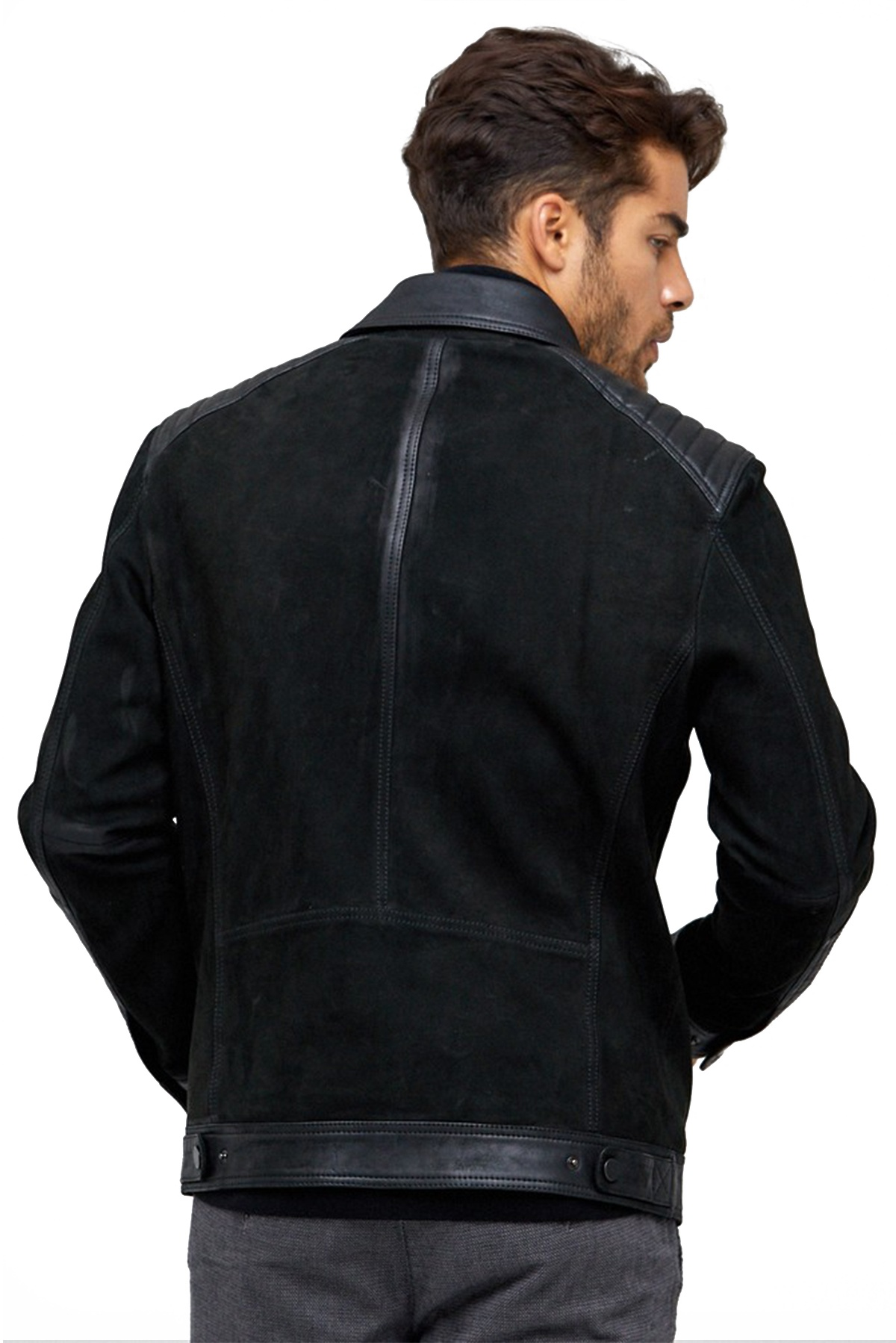 genuine leather jacket in kolkata
