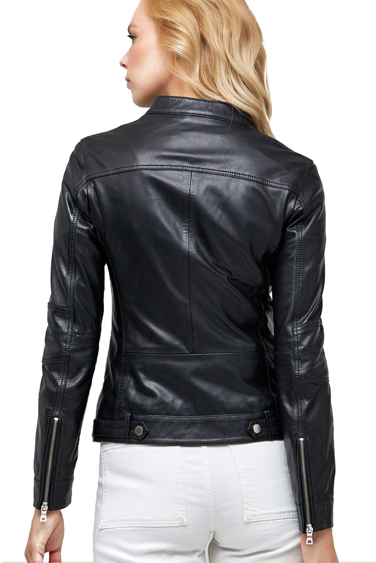 leather coat stores in chicago