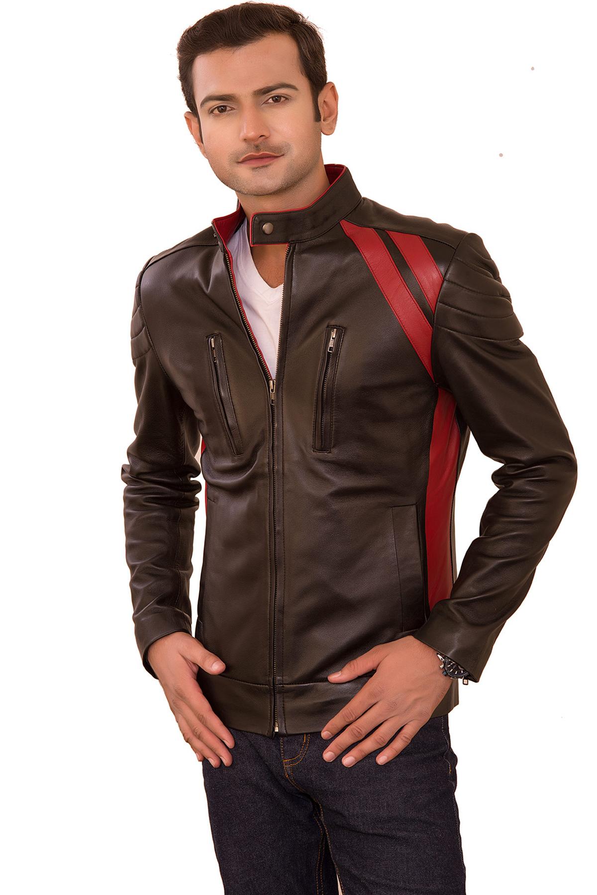 pilot aviator leather jacket