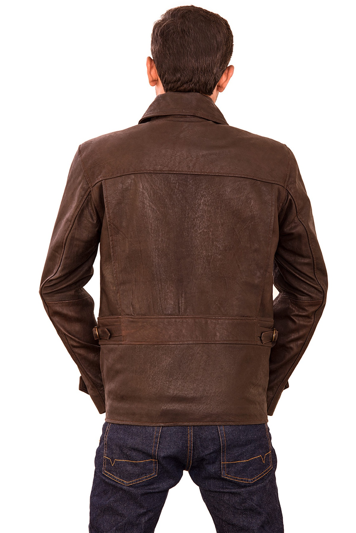how much is a leather jacket worth