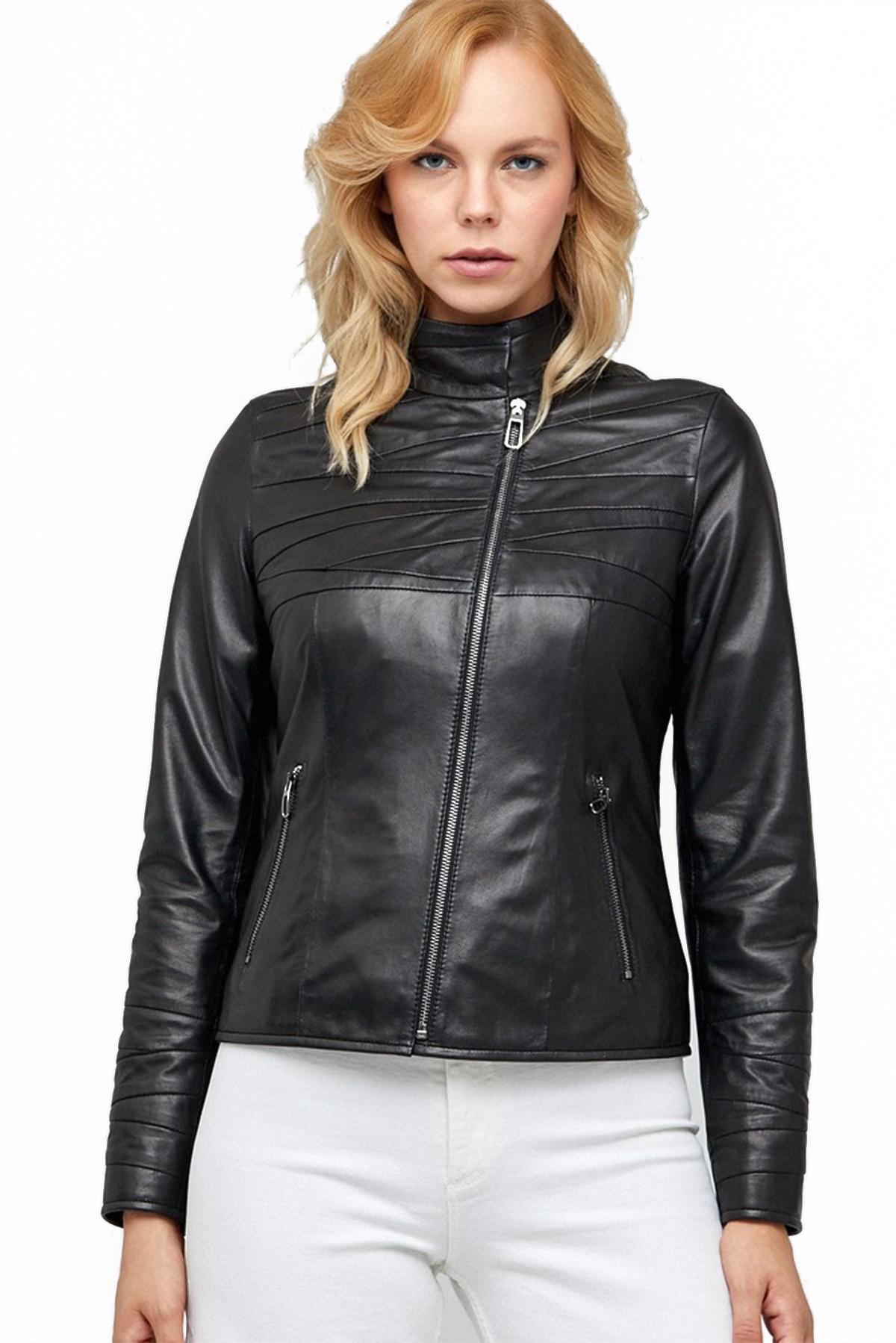 usa leather jacket company
