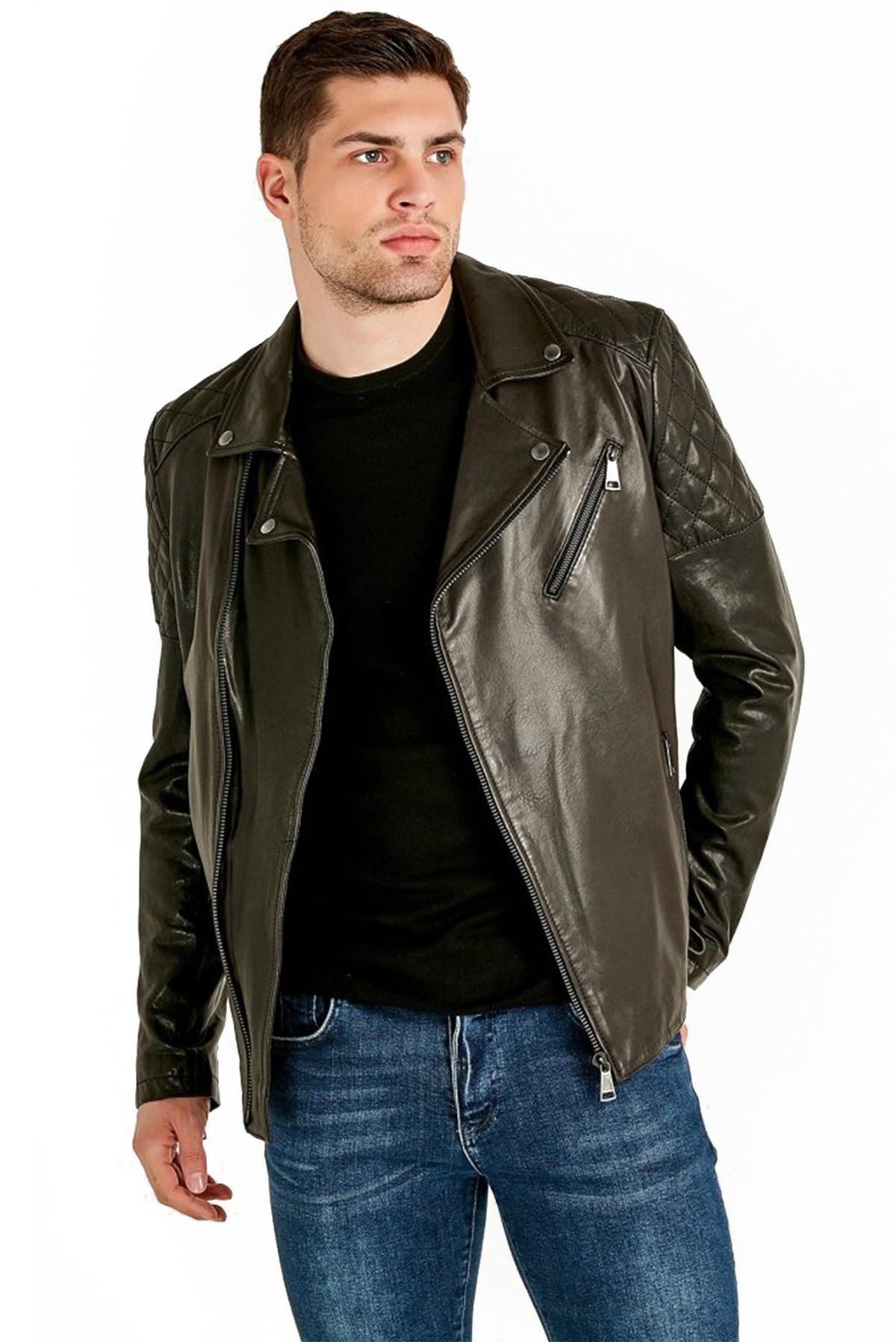 grey suede jacket mens