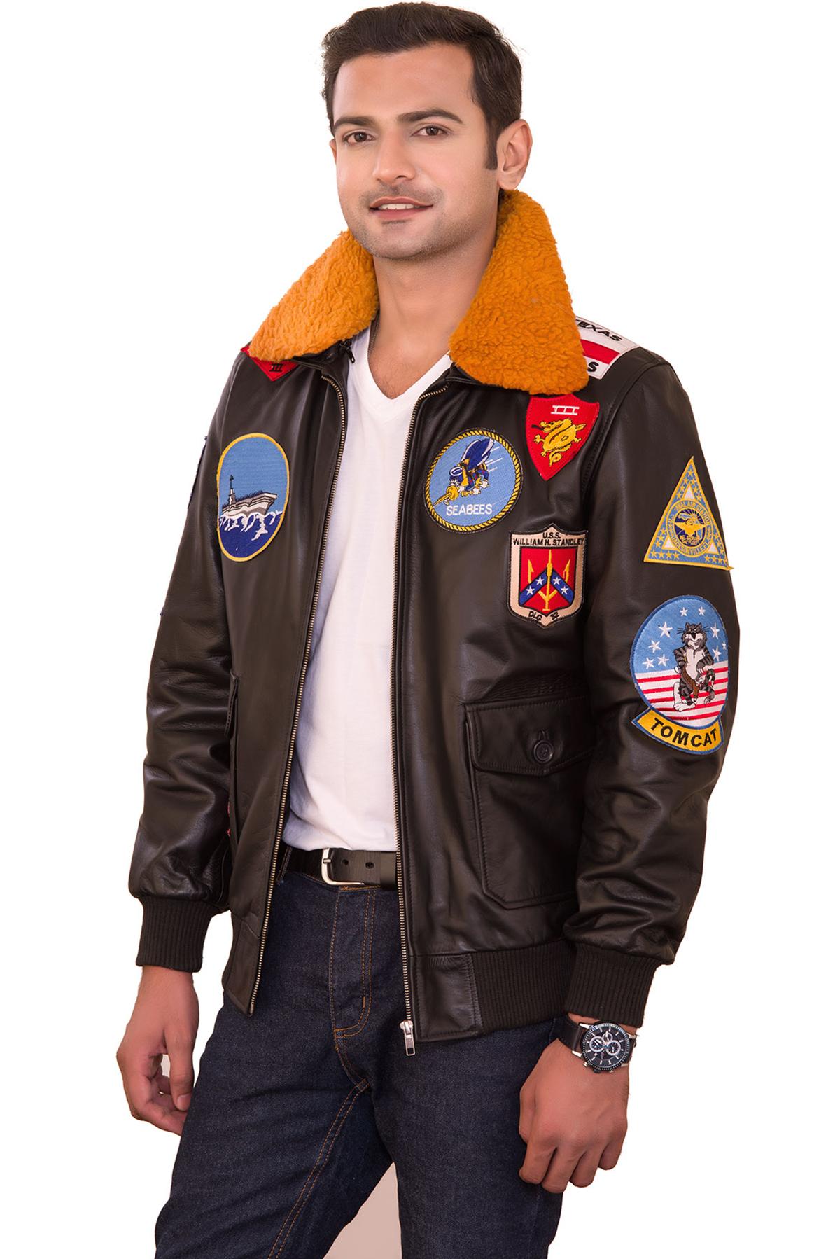 military aviator jacket mens