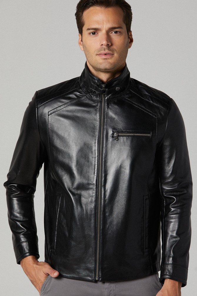 genuine leather jacket philippines