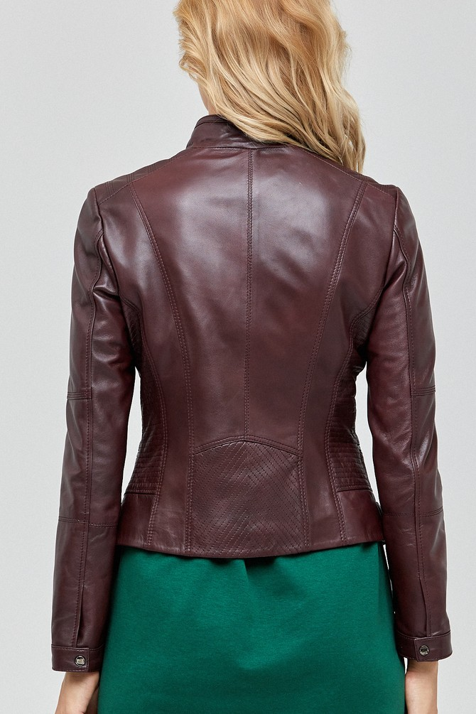 womens leather jackets canada