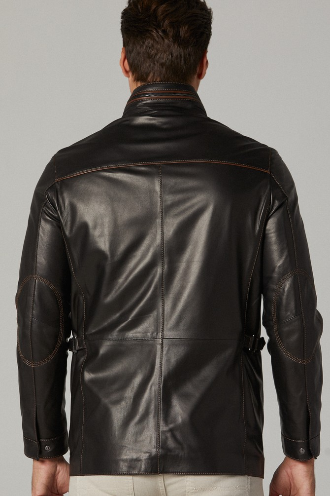 how much should a real leather jacket cost