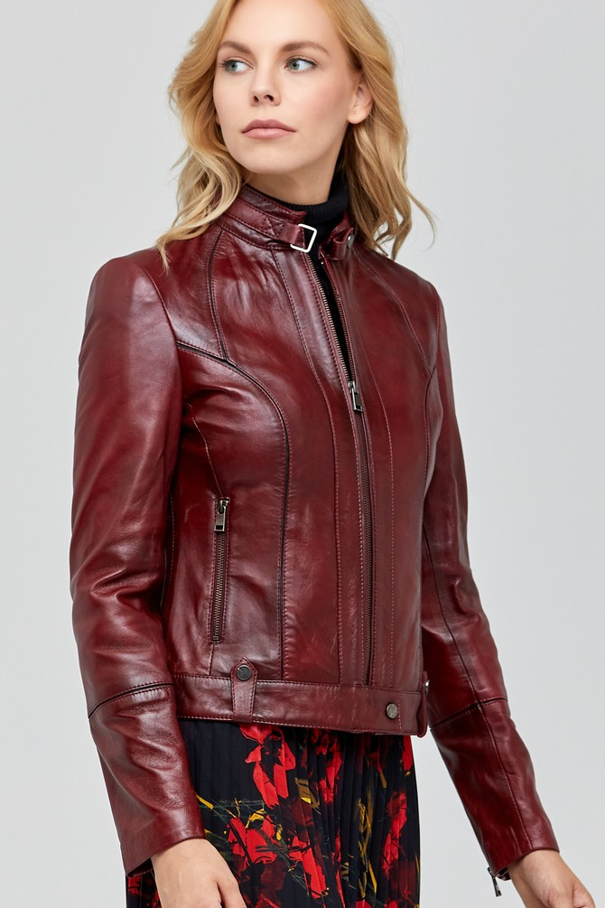 Best Irma leather jacket