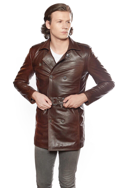 leather jacket mens blazer
