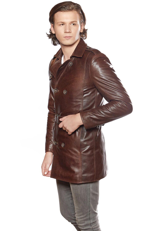 tan jackets mens