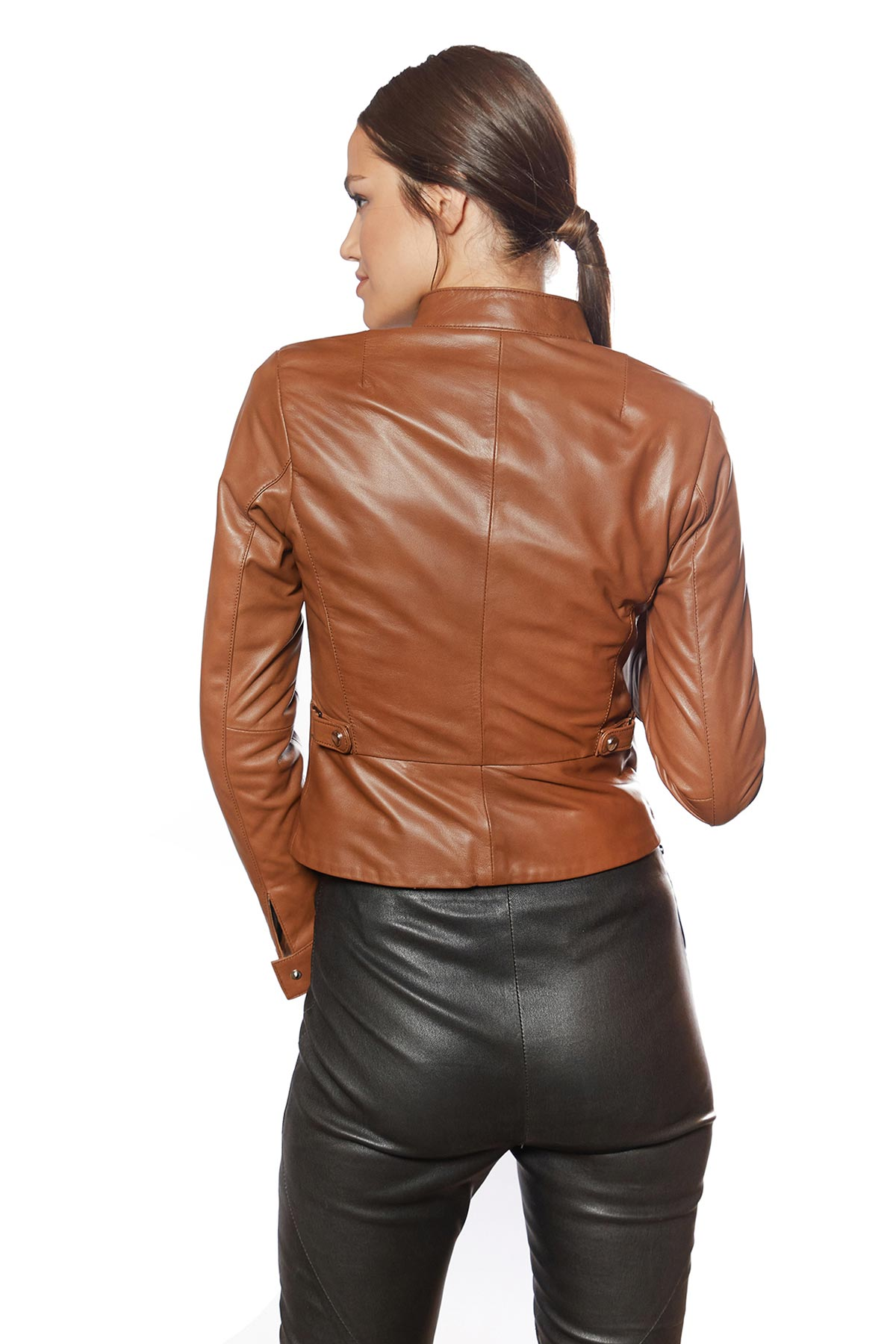 real mccoy leather jacket
