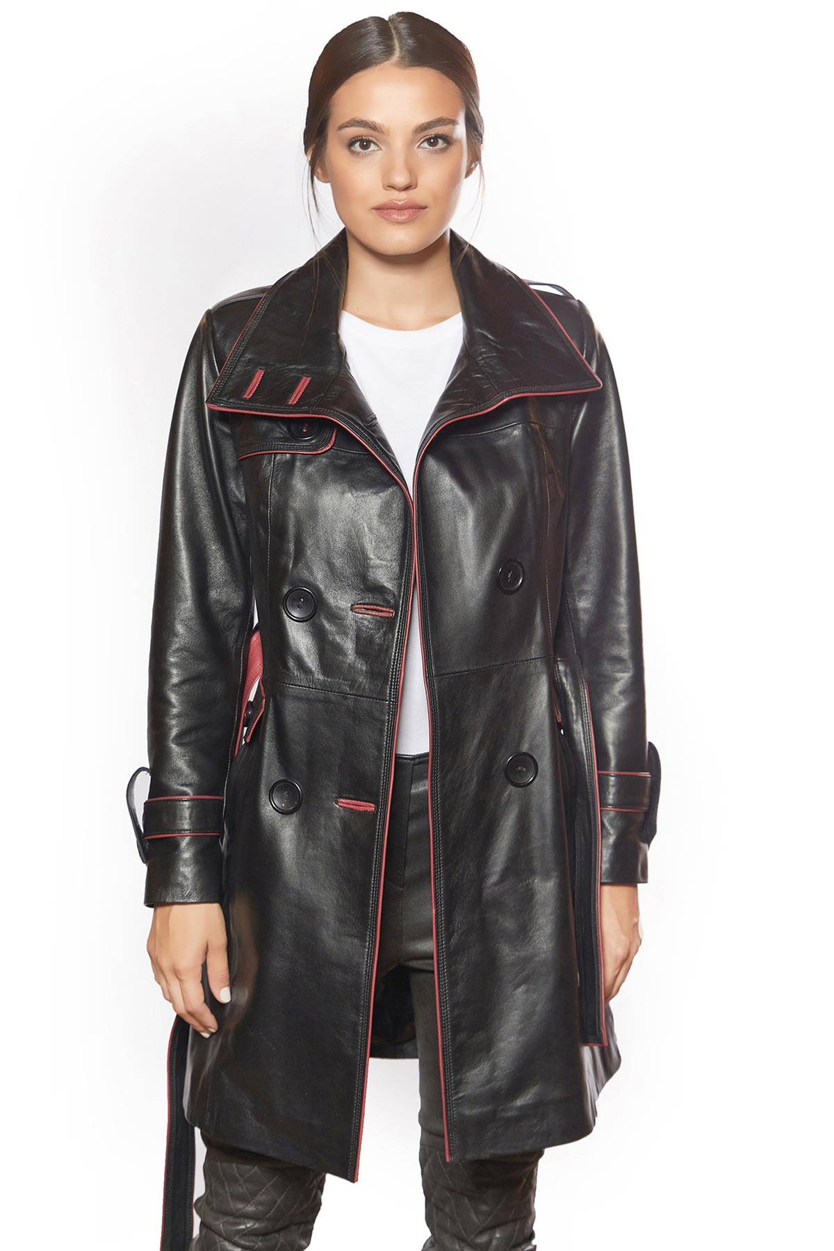 wilsons leather bomber jacket womens