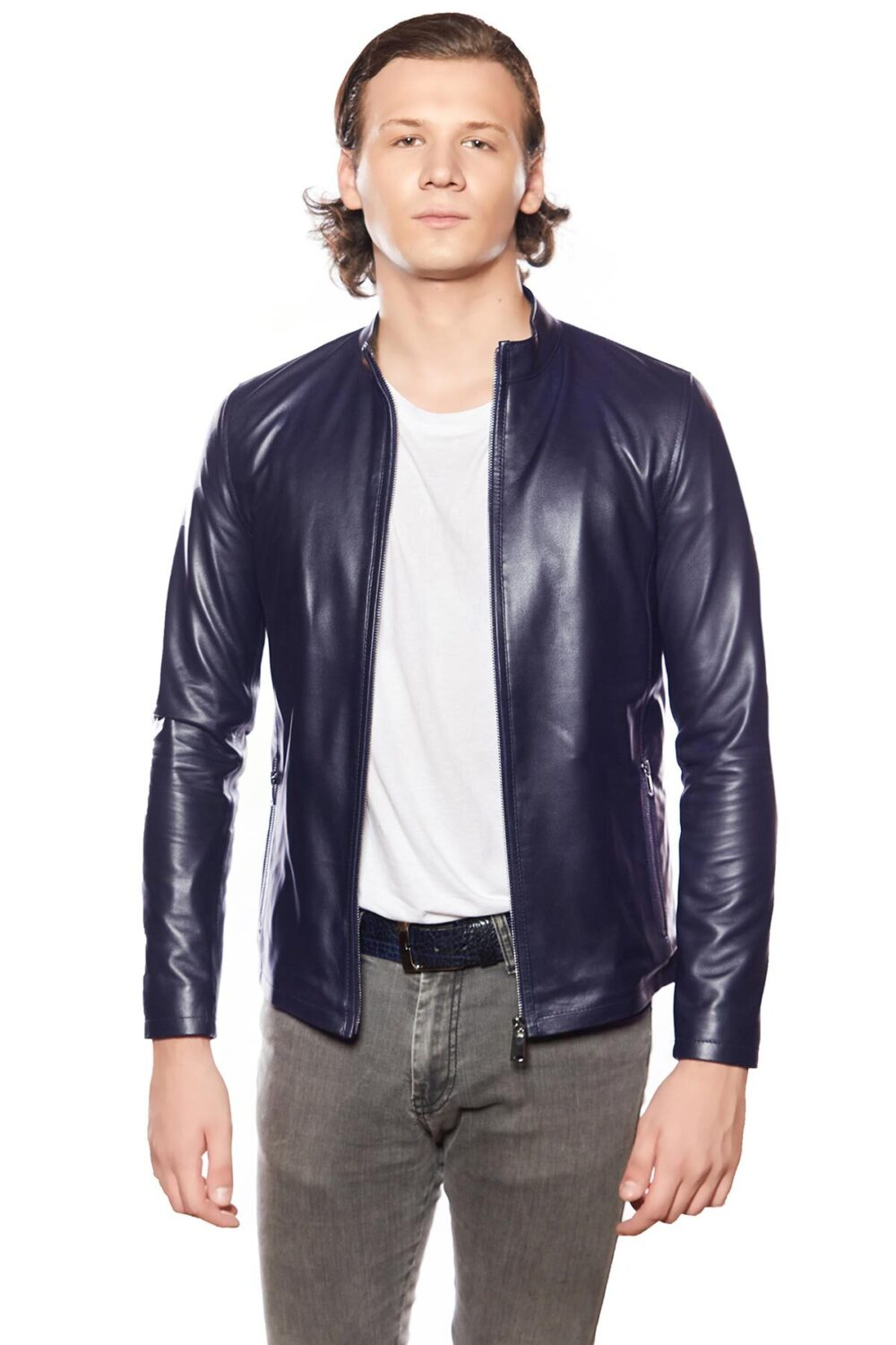 what is the price of leather jacket