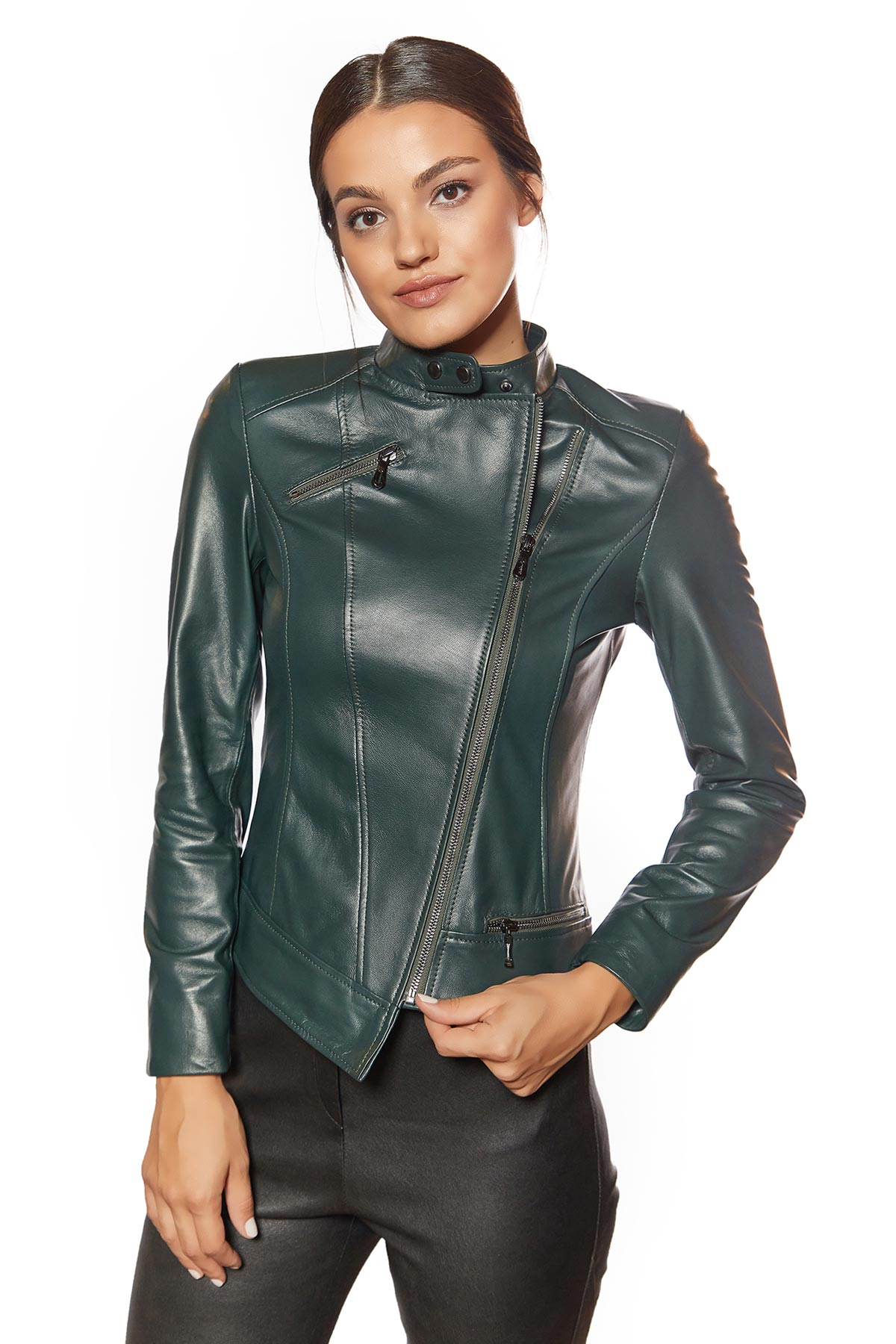real leather jacket for sale