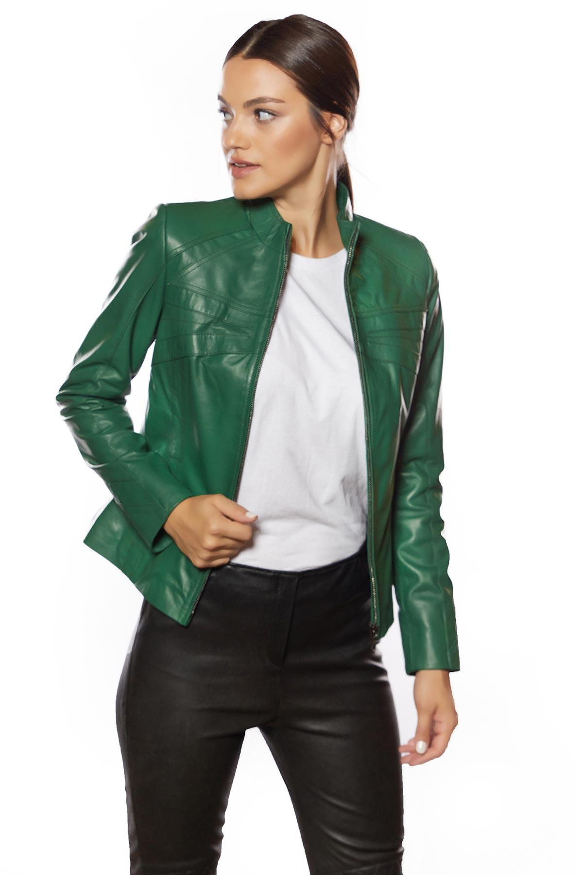 dress leather jackets