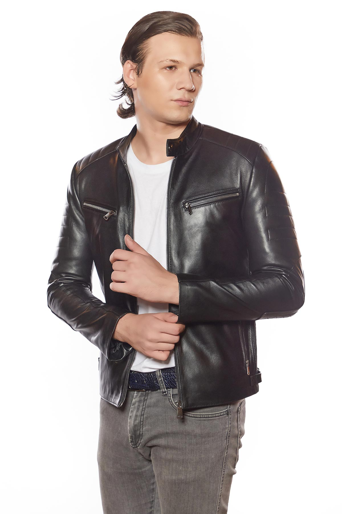 rough leather jackets