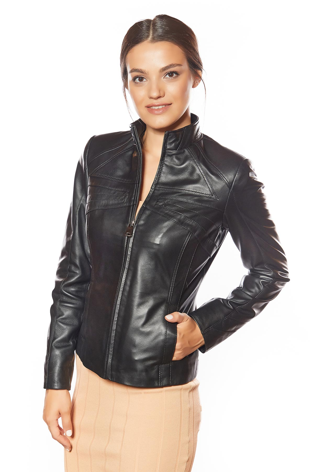a real leather jacket cost