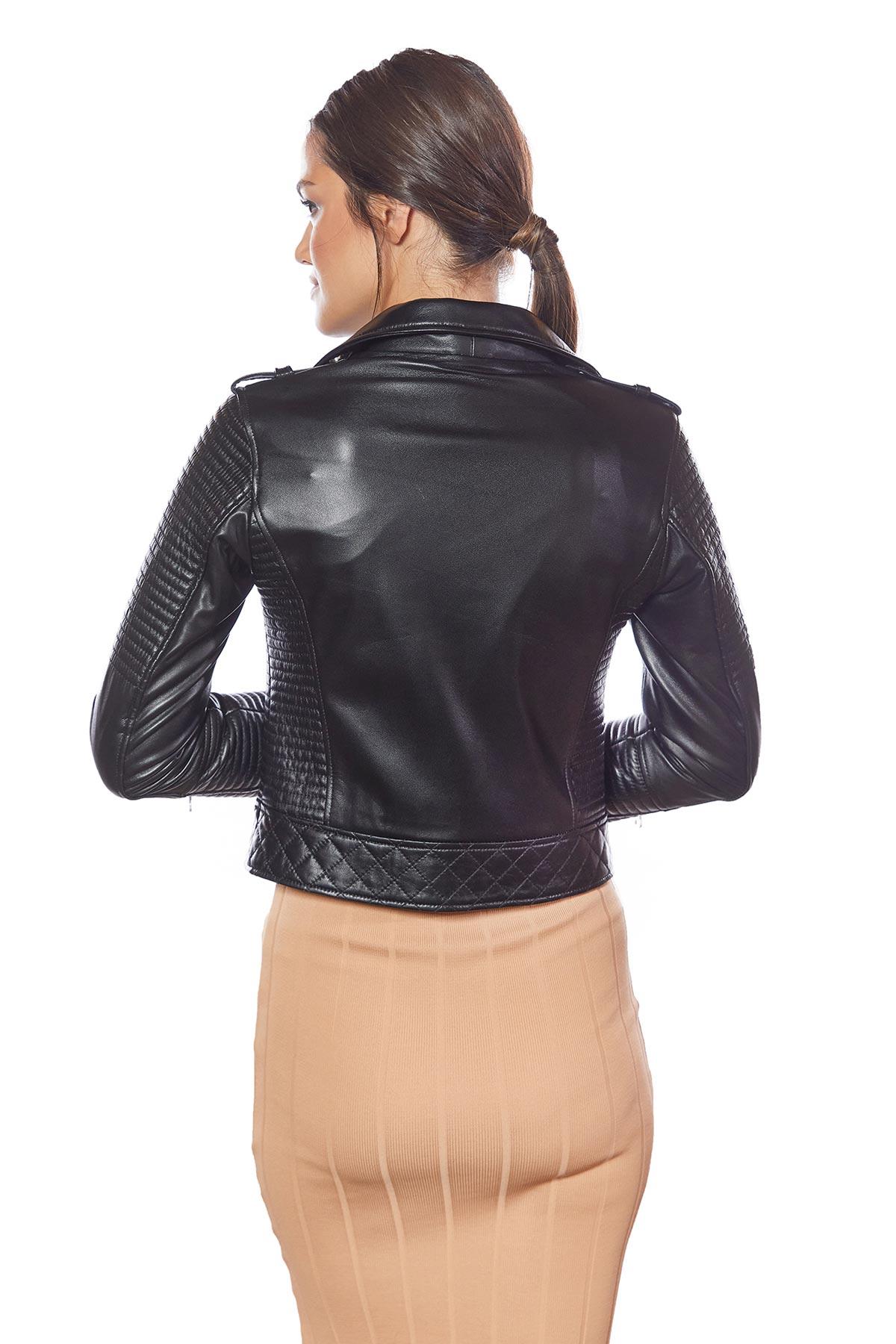 yamaha genuine leather jacket