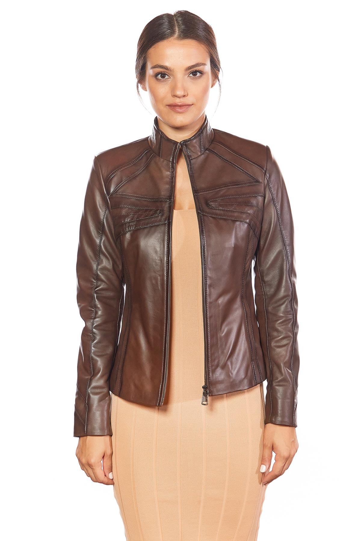 5 star leather jacket