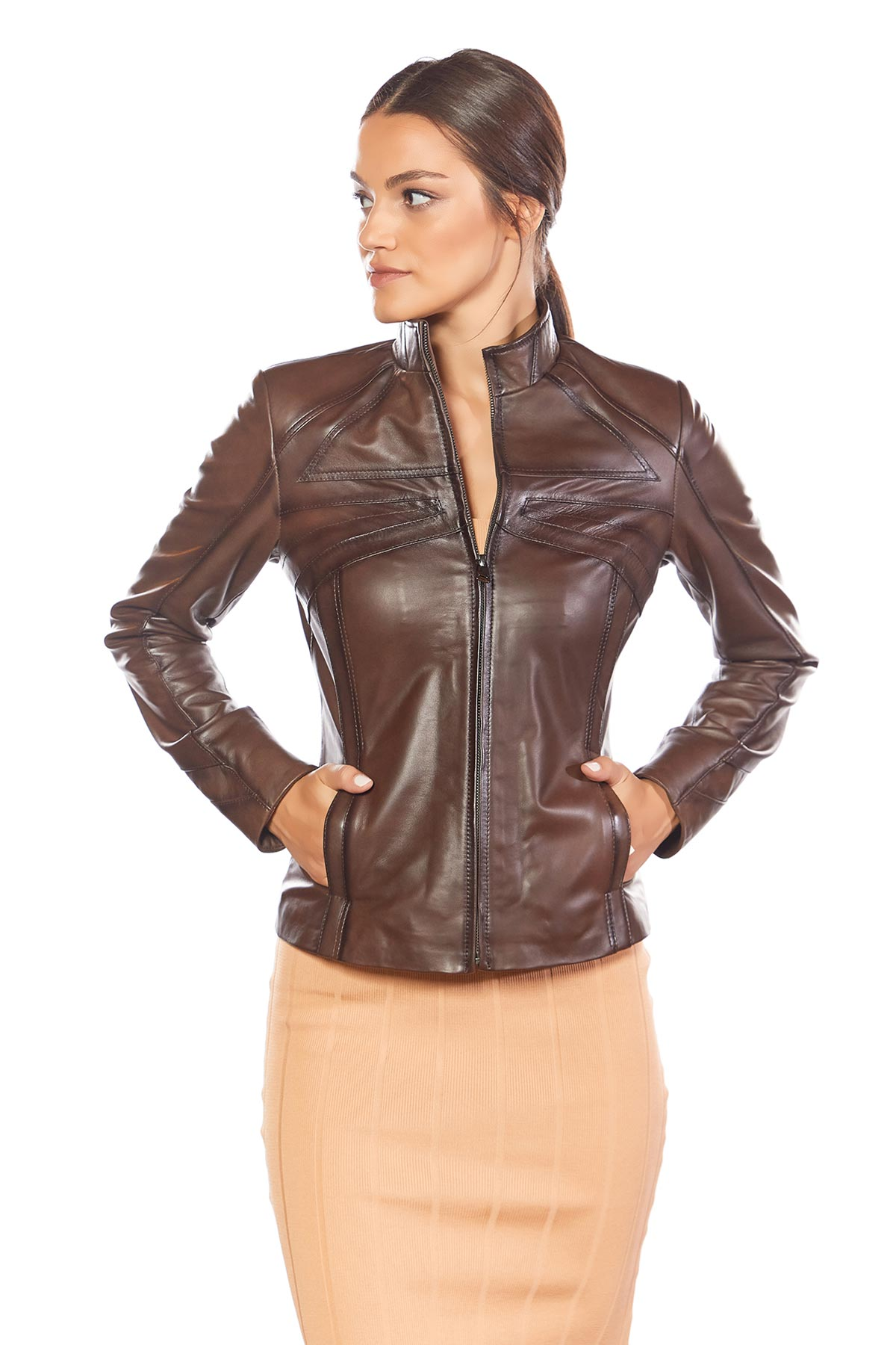 chicago leather jacket stores