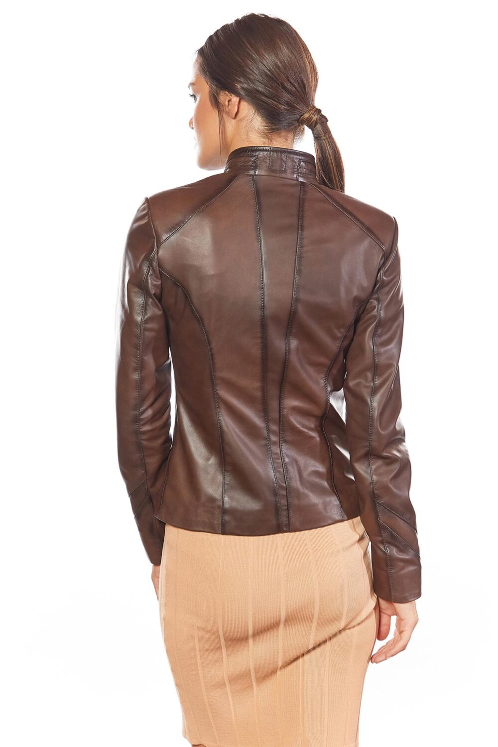is wilsons leather real leather