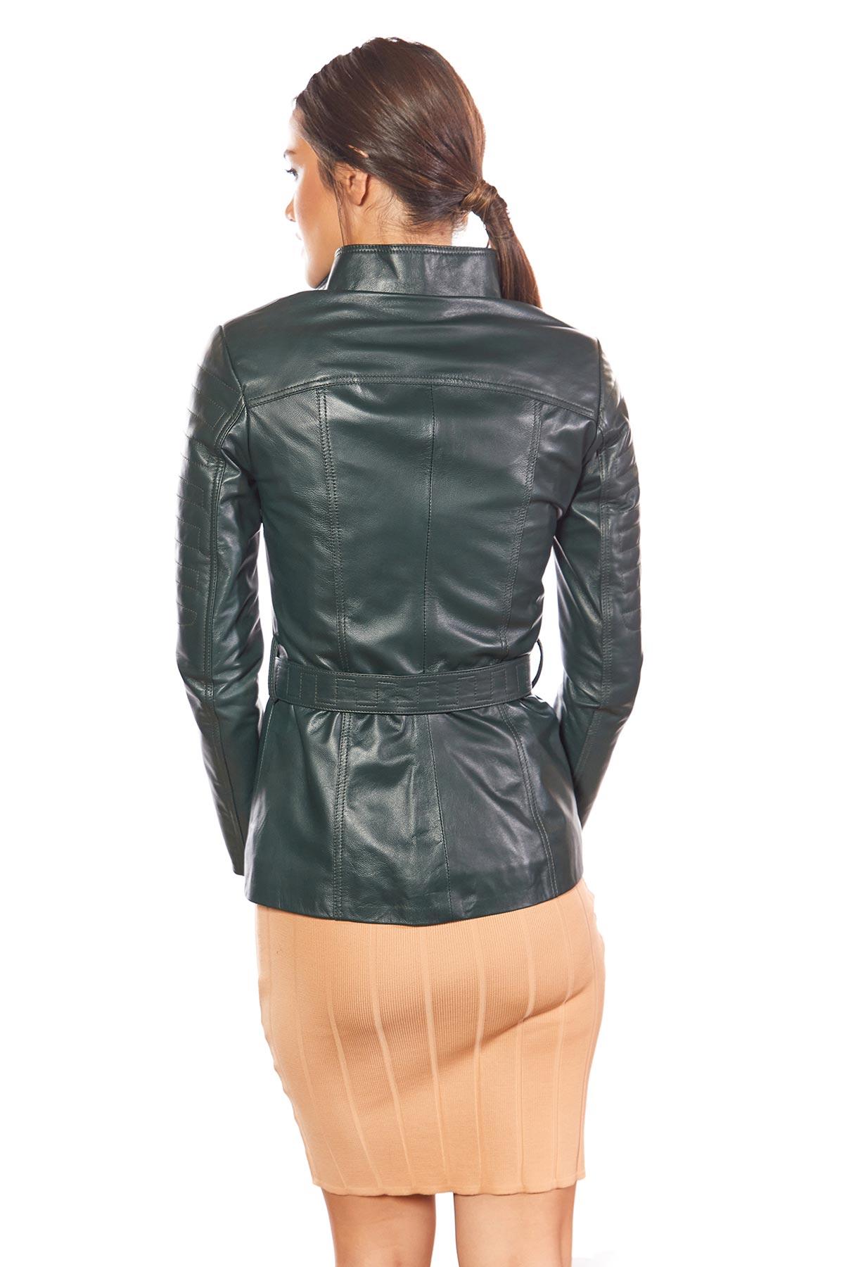 xl womens leather jacket