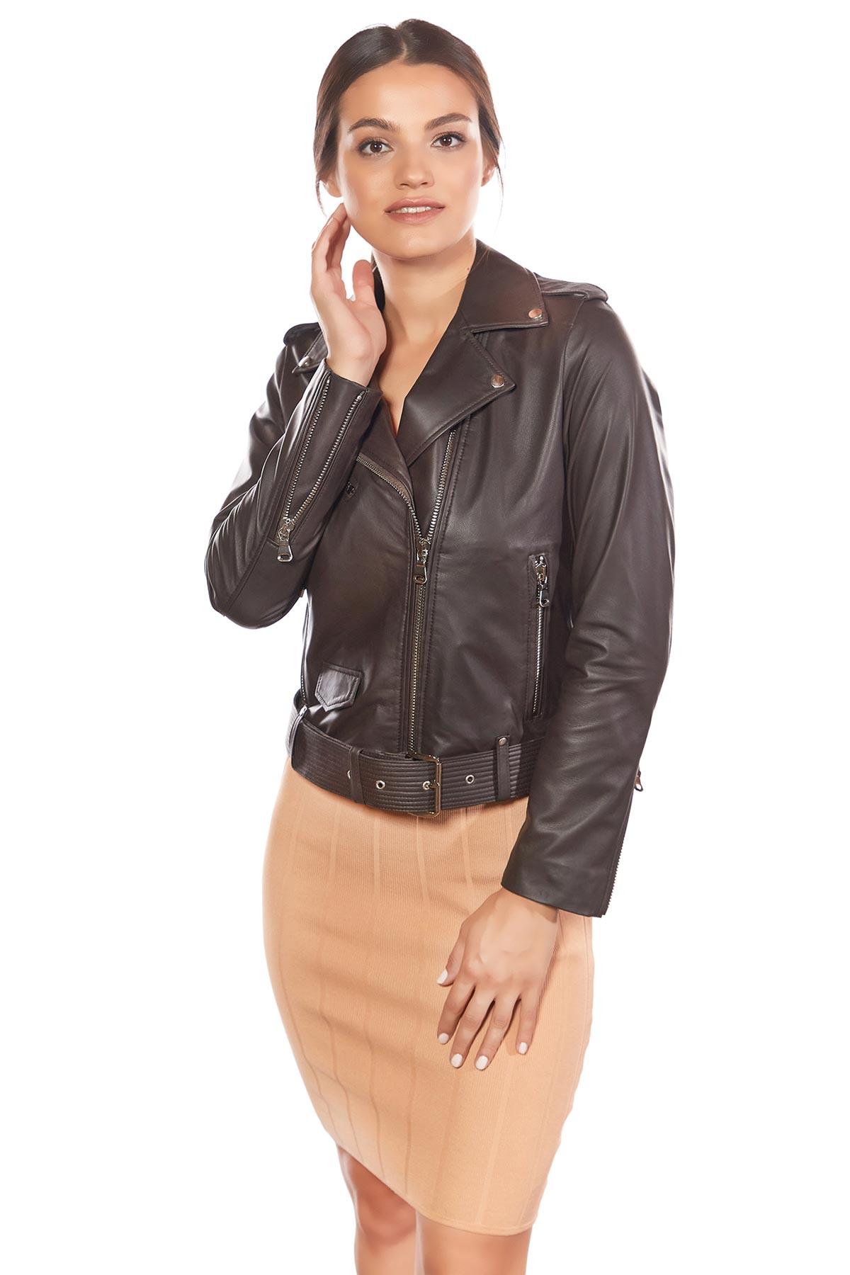 real leather negan jacket