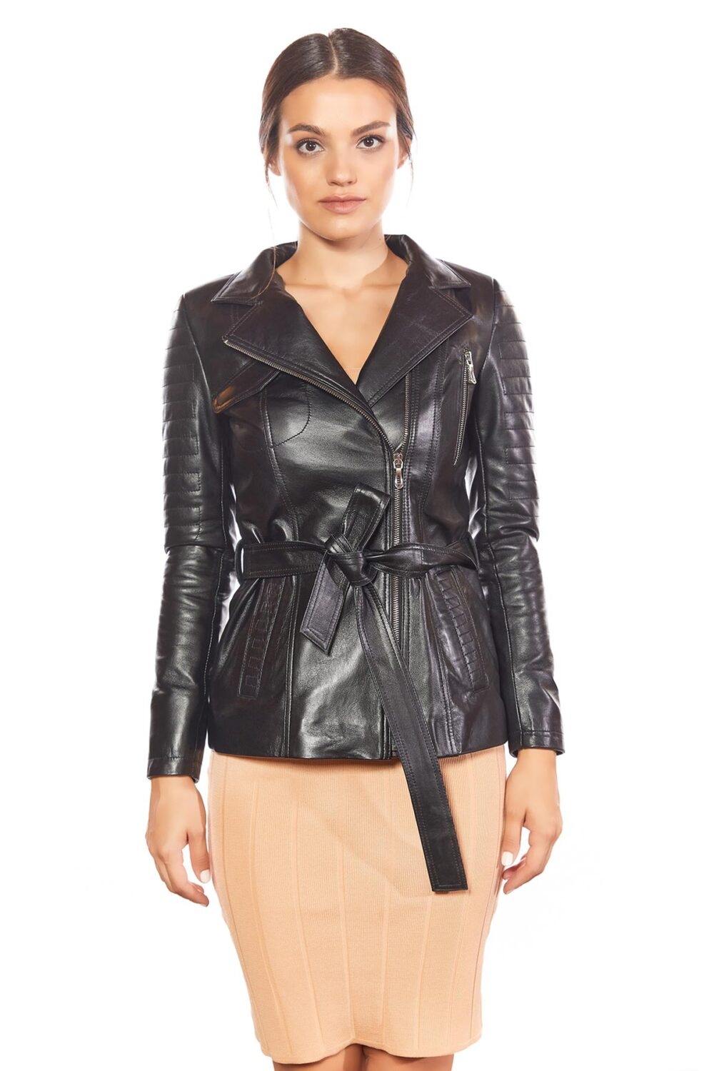 leather jacket cost