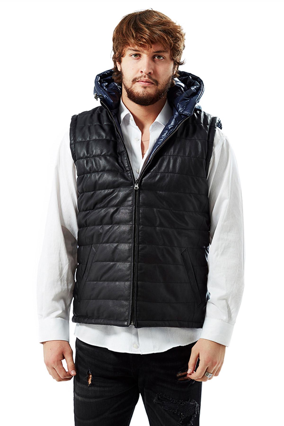 shearling aviator jacket mens