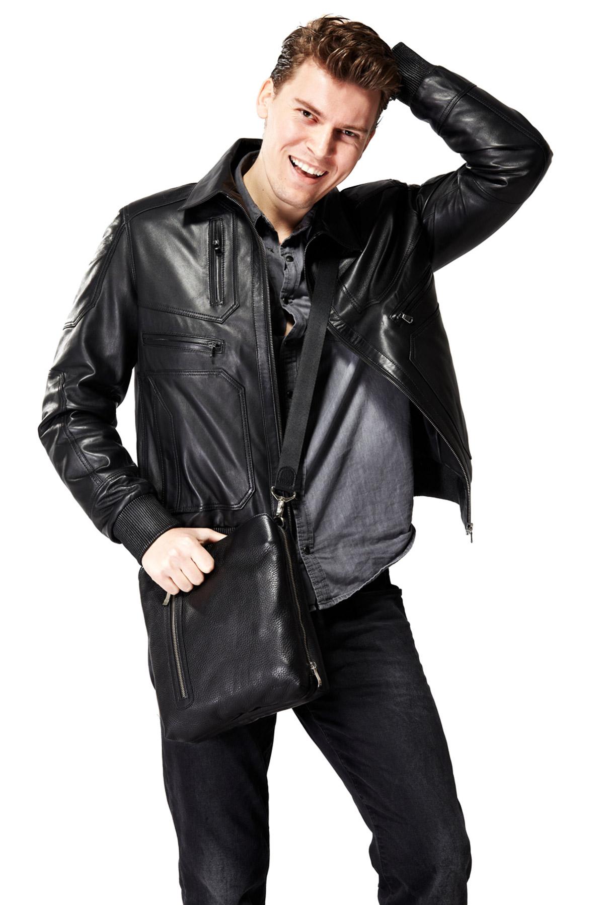 genuine leather jacket uk
