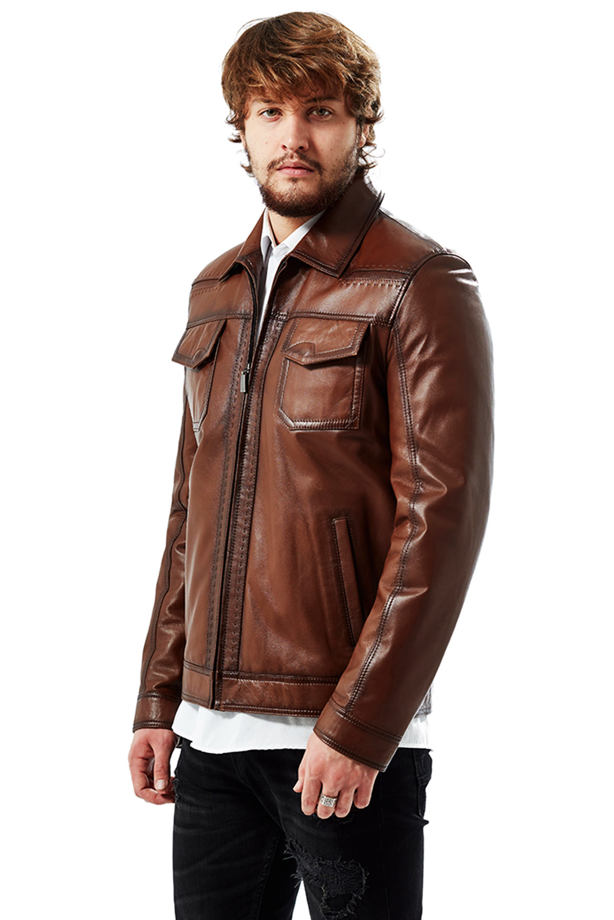 the best men's leather jackets