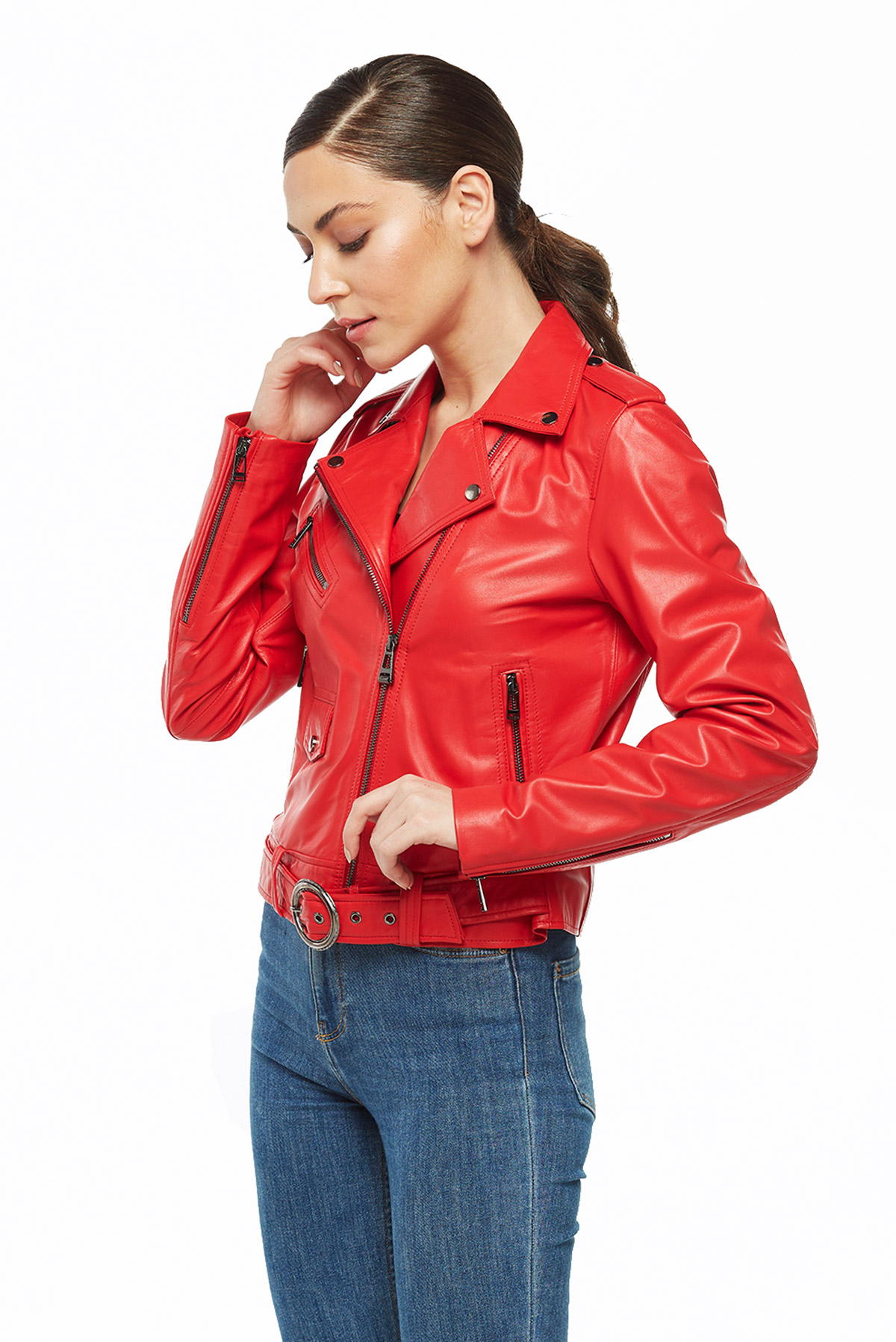paul smith red jacket