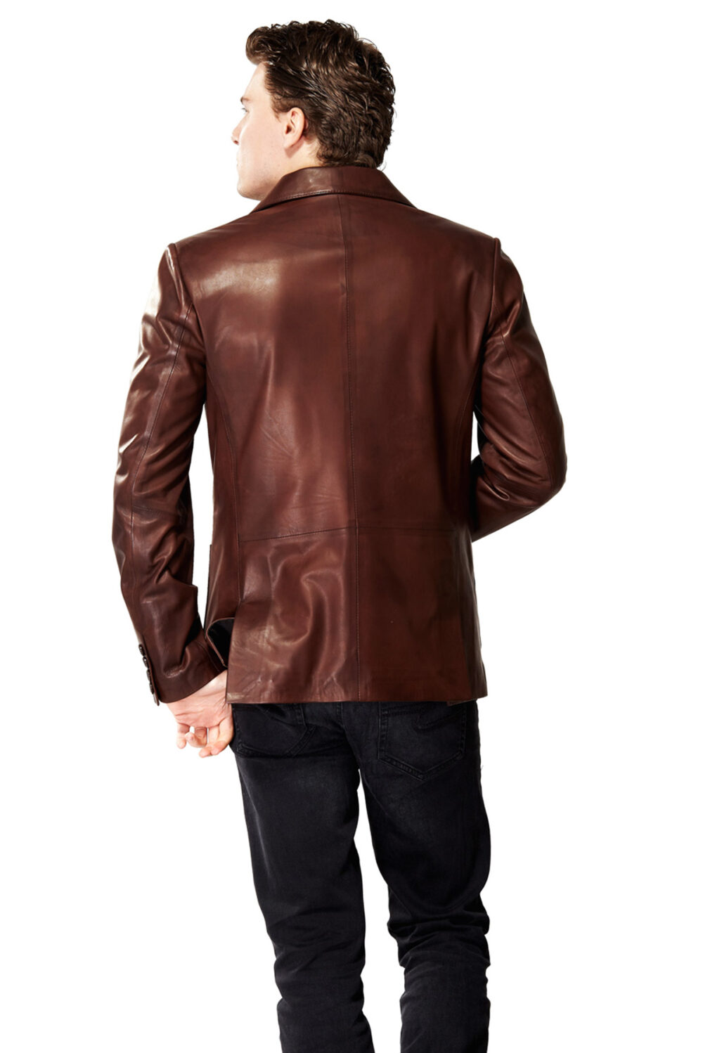 brown jacket for men