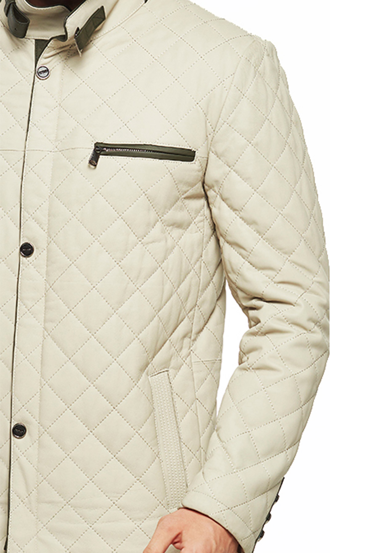 kenneth cole reaction genuine leather jacket