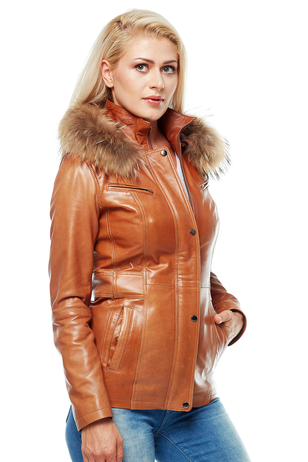 how much is a genuine leather jacket
