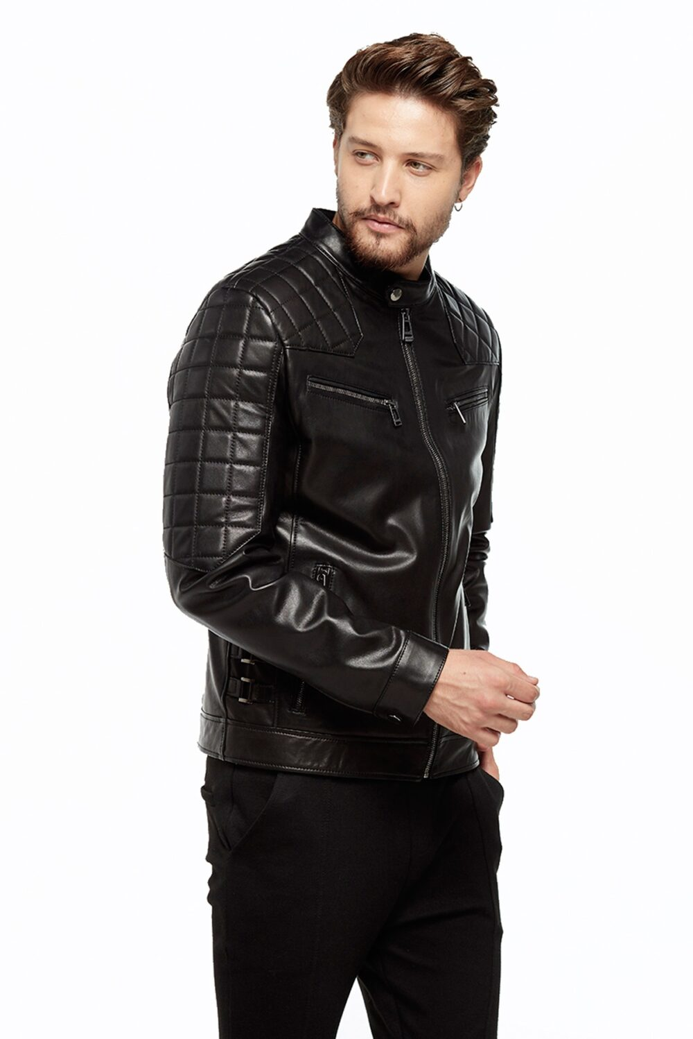 leather jacket in uk