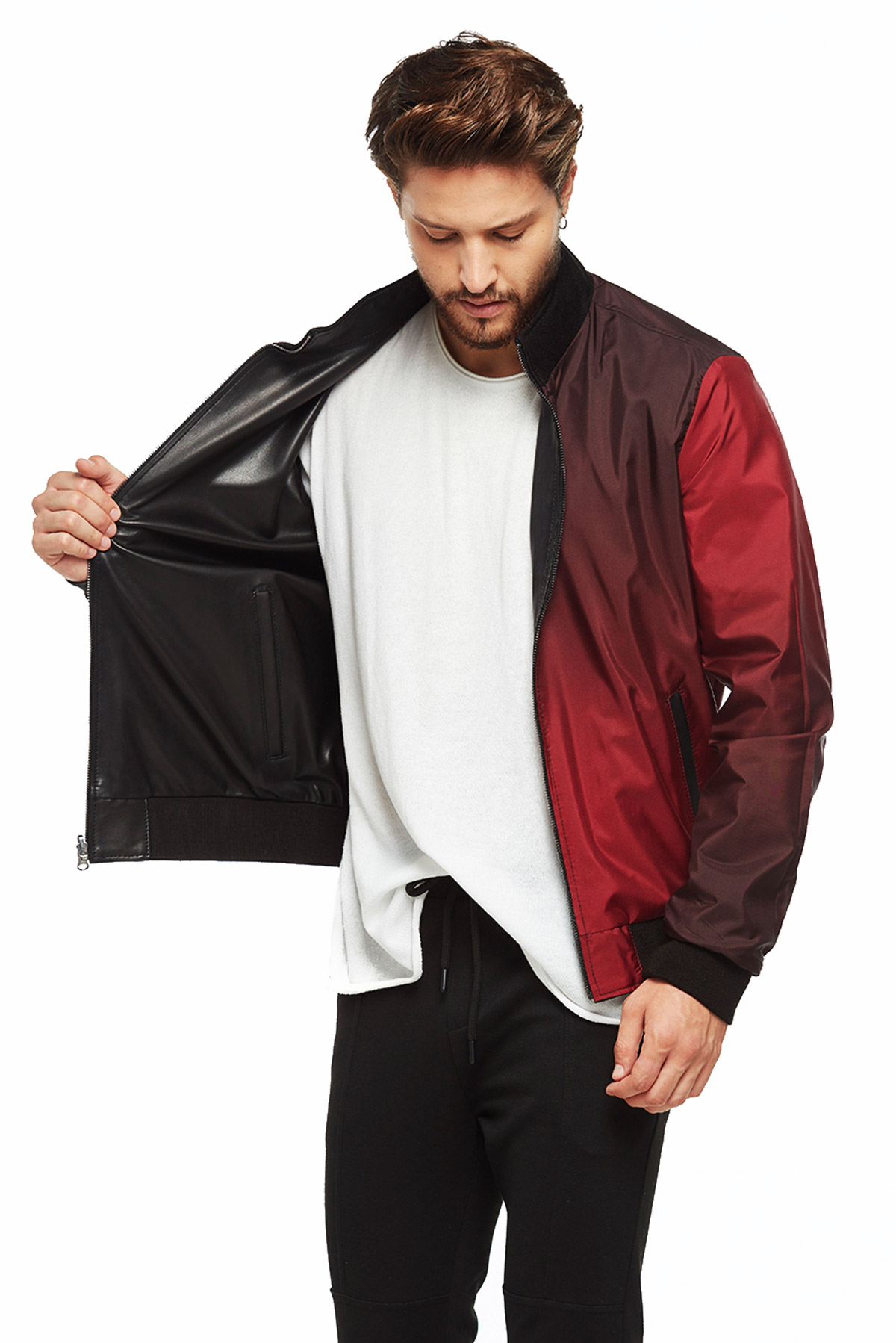 real leather jackets near me