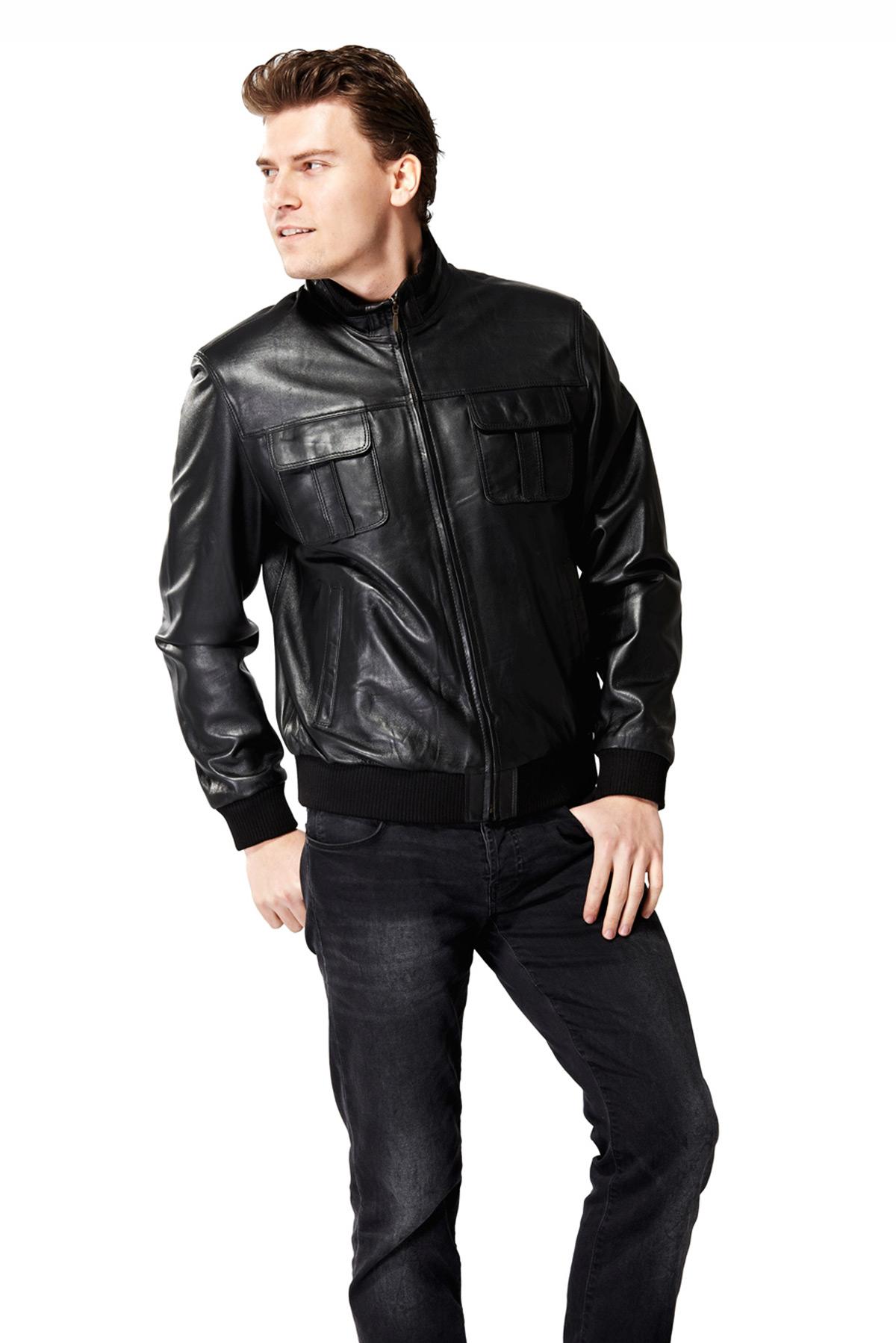 mens-leather-blazer-jackets