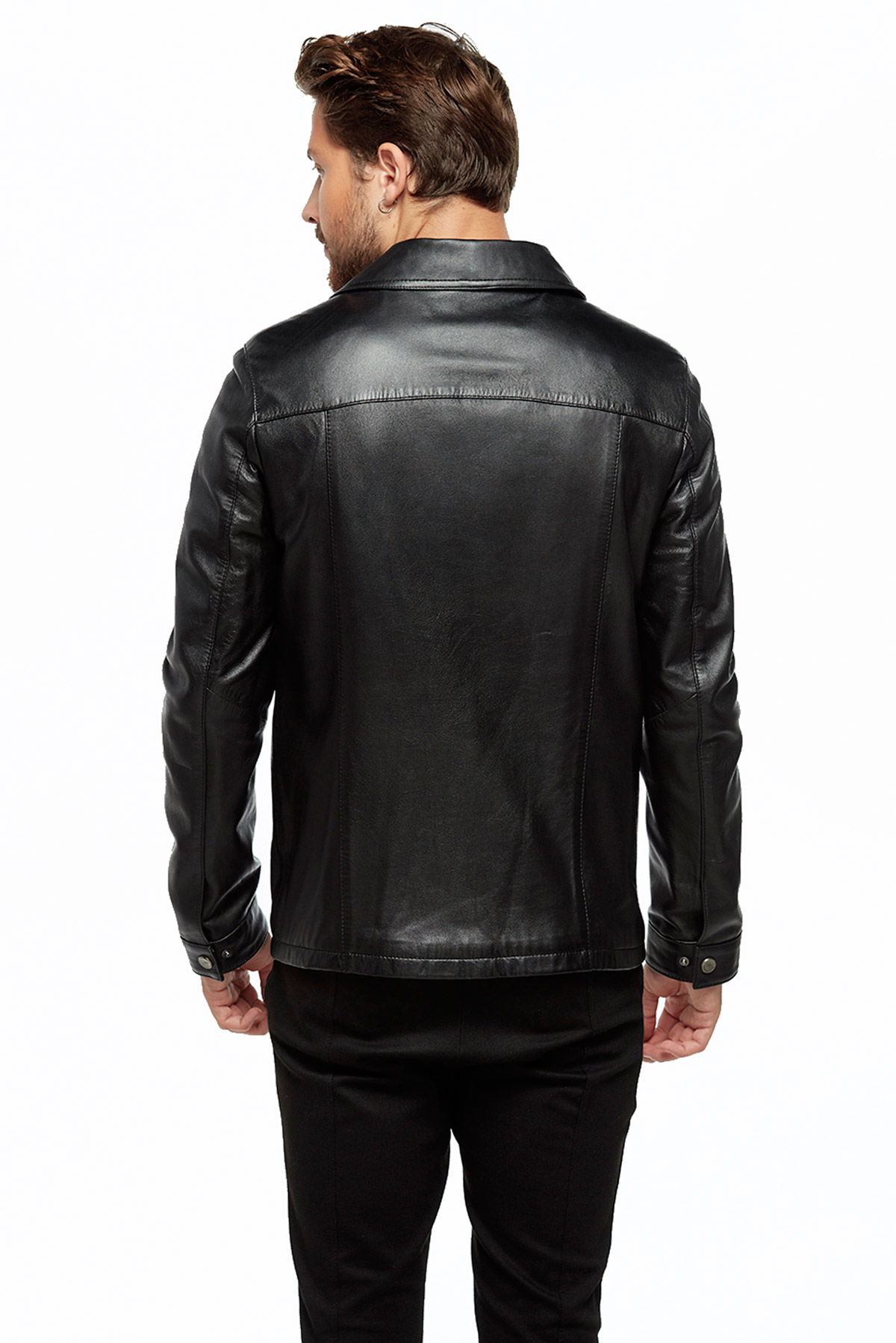 mens leather jackets made in usa