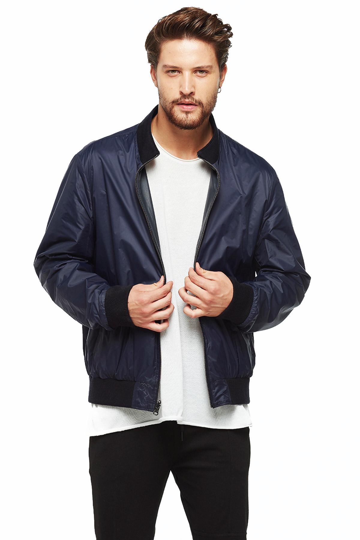 real leather jacket on sale