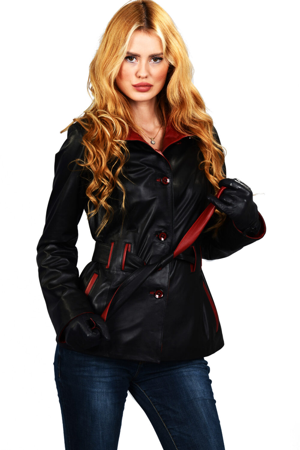 real leather jacket cost