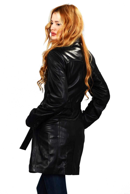 womens lambskin leather coats