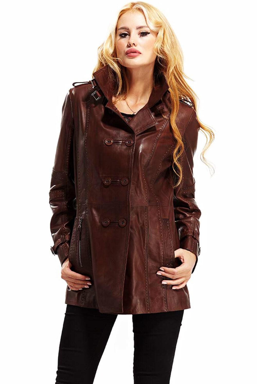 maxima leather jacket