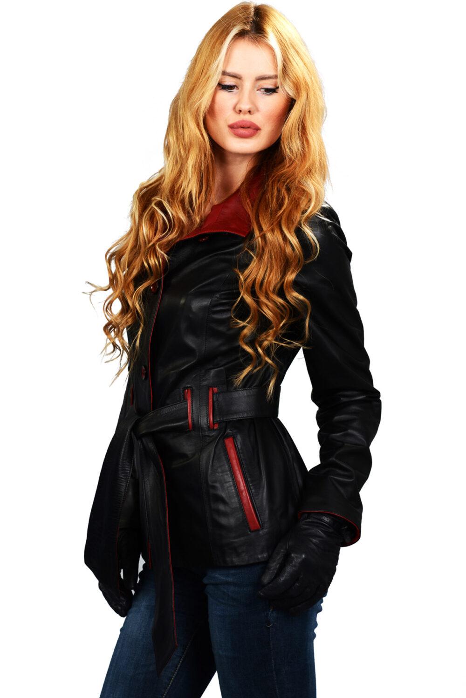 leather jacket showroom near me